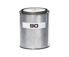 Canned candle 90
