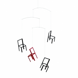 Flying Chairs Mobile