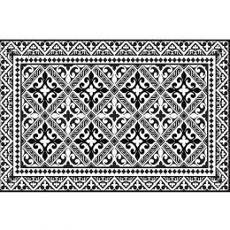 placemat P- B&W22