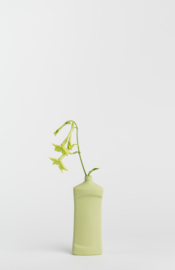 Porcelain bottle vase #15 spring