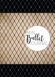 Mijn Bullet Journal - Zwart geruit