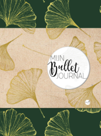 Mijn Bullet Journal -  Ginkgo Biloba