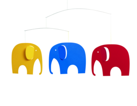Elephant Party colours