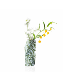Paper Vase Cover Willow Bough
