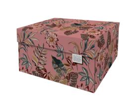 Dutch Design storage box Floral Garden