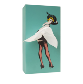 Tissue up girl - mint