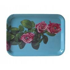 Seletti melamine tray rose