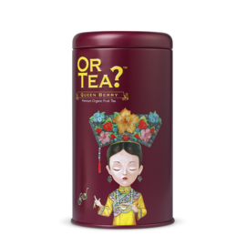 Or tea? Organic Queen Berry losse thee