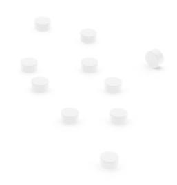 magneten wit