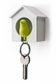 Qualy sparrow keyholder groen
