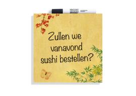 Dutch Design Wisdome Tile Japanese Blossom