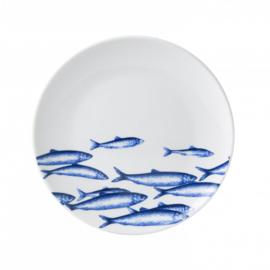 Heinen bord vissen