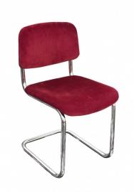 Chroombuis stoel nr. 3A
