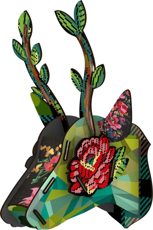 Miho Funhouse deer