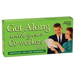 Blue Q chewing gum