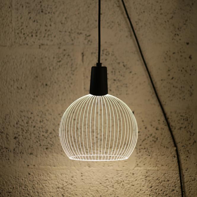 Studio Cheha Sphere wall lamp
