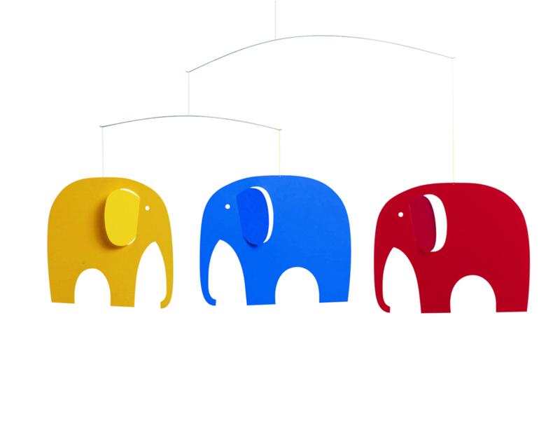 Elephant Party colours