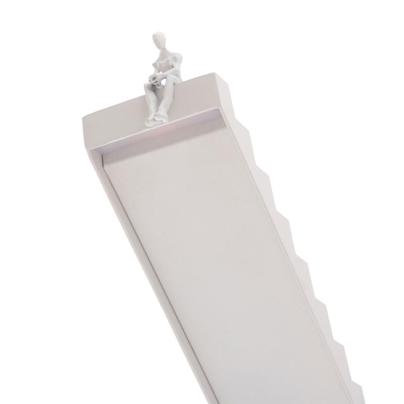 Verso tafellamp wit