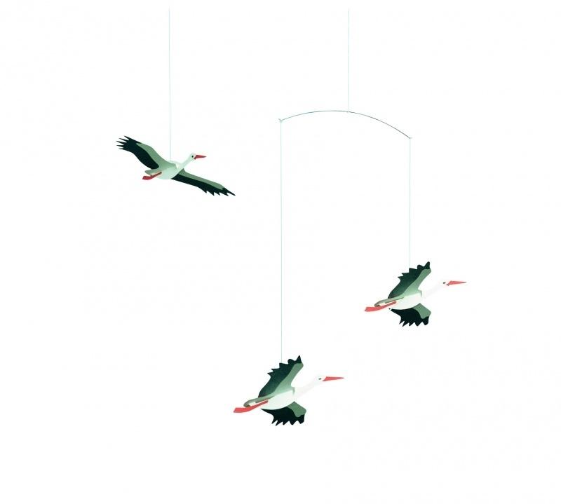Lucky Storks Mobile