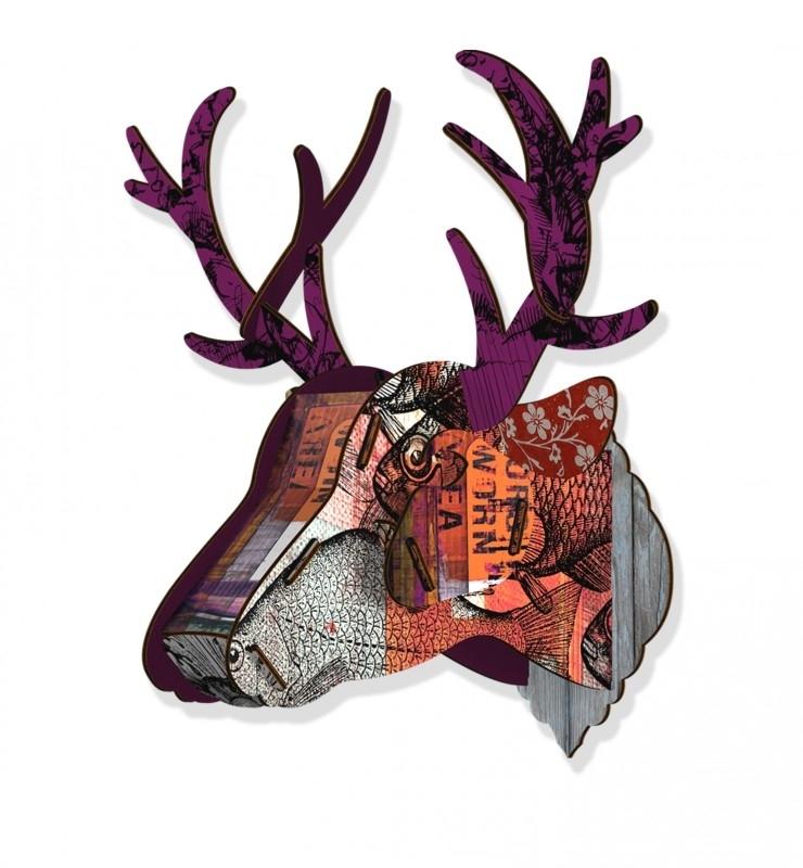Miho Purple Branch deer