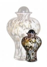Glas urn mini