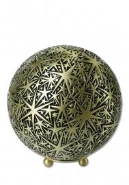 Bronzen bol met sterren