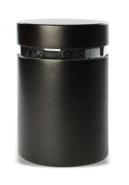 Houten urnen zwart