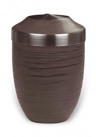 Bruine urn