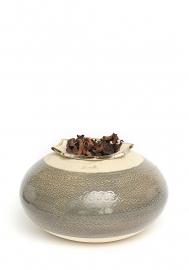 Flora oval granit
