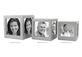 Photo Cube Silver