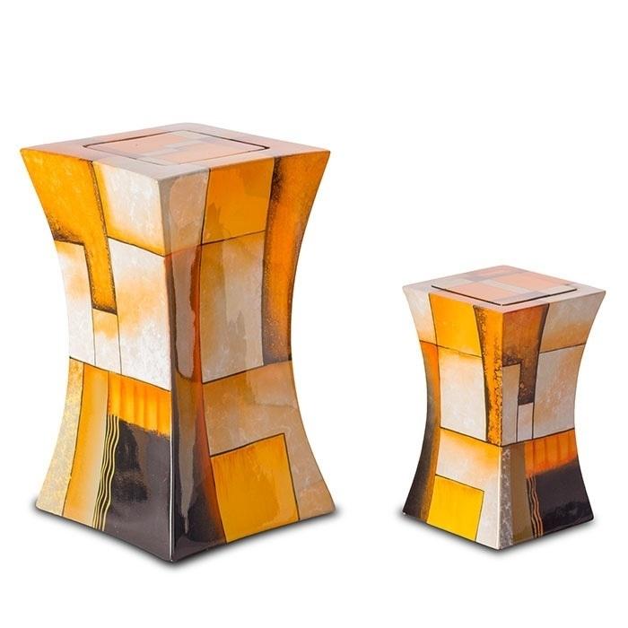 Glasfiber urnen