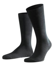 Family heren sokken donkerbruin lang Mt 43/46