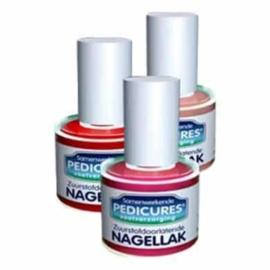 Zuurstofdoorlatende nagellak (roze)