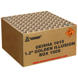 "1.2"" Golden Illusion compound **"