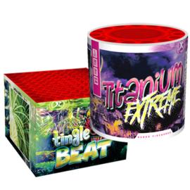 Tingle beat & Titanium extreme