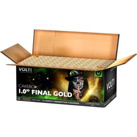"""Final Gold 1,0"""" **"""