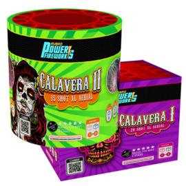 Calavera 1 & calavera 2