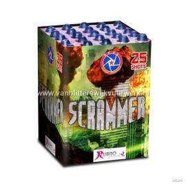 Scrammer 25 shots fluitcake **