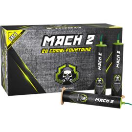 Mach 2 **