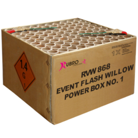 Event Flash Willow Power Box compound