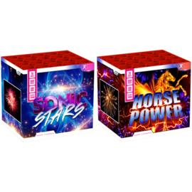 Sonic stars & Horsepower