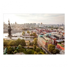 Vlies Fotobehang; City of Moscow (vanaf)