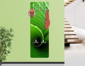 Design Kapstok; Inside a Banana Leaf