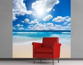 Vlies Fotobehang; Touch of Paradise (vanaf)
