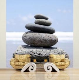 Vlies Fotobehang; Sand Stones (vanaf)