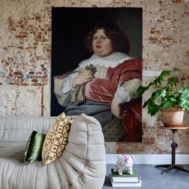 Wanddoek Bicker 130 x 185 cm