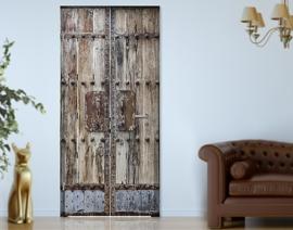 Zelfklevend Deurbehang Chinese Door