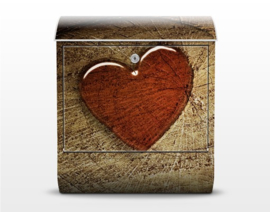 Brievenbus Natural Love