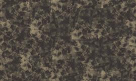 Concrete Ciré Behang 330648, goud met zwart