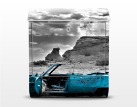 Brievenbus Cadillac